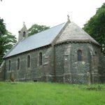 Gothic revival church